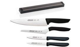 סט סכיני ARCOS ומגנט