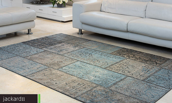 8 שטיח כותנה לסלון - משלוח חינם!