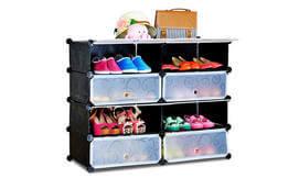 ארגונית לאחסון נעליים וחפצים