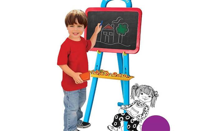 2  לוח יצירה לילדים מהספר מעשה בחמישה בלונים