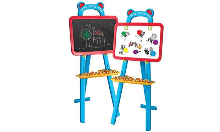 3  לוח יצירה לילדים מהספר מעשה בחמישה בלונים