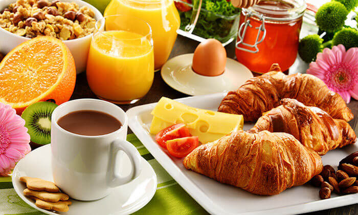 8 ארוחת בוקר 1+1, מסעדת לה מולין דורי הכשרה בירושלים