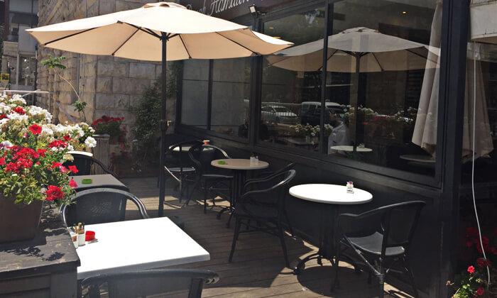 6 ארוחת בוקר 1+1, מסעדת לה מולין דורי הכשרה בירושלים