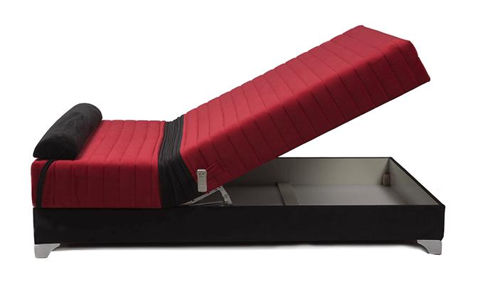 3 מיטה חשמלית אורתופדית