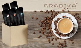 100 קפסולות קפה ARABIKA