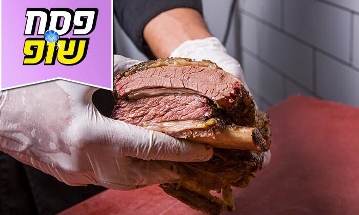 5 ארוחת אכול כפי יכולתך ב-Texas BBQ, רמת החייל תל אביב