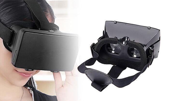 2 ערכת מציאות מדומה לסמארטפון