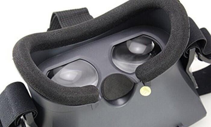 3 ערכת מציאות מדומה לסמארטפון