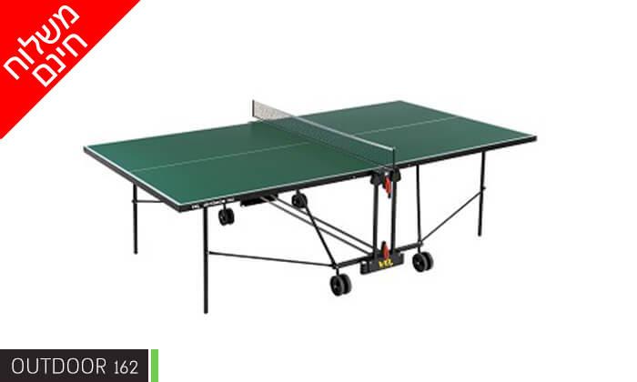 5 שולחן טניס פנים וחוץ  VO2 - כולל הובלה והרכבה חינם!