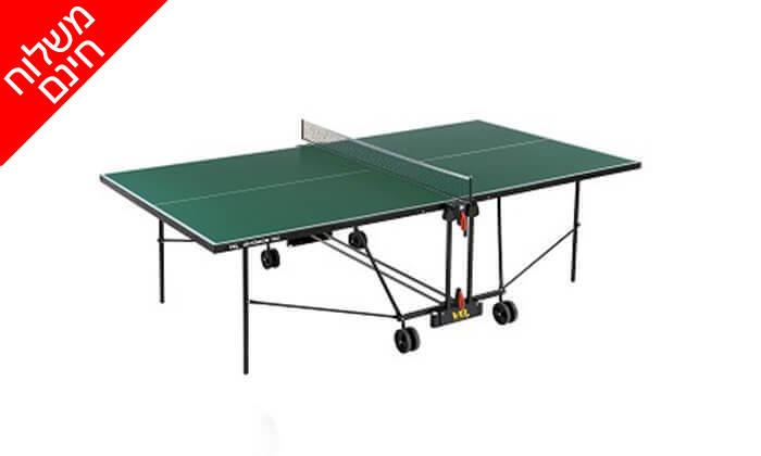 2 שולחן טניס פנים וחוץ  VO2 - כולל הובלה והרכבה חינם!
