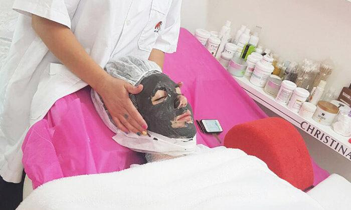 2 טיפולי פנים אצל אתי קוסמטיקס, באר שבע