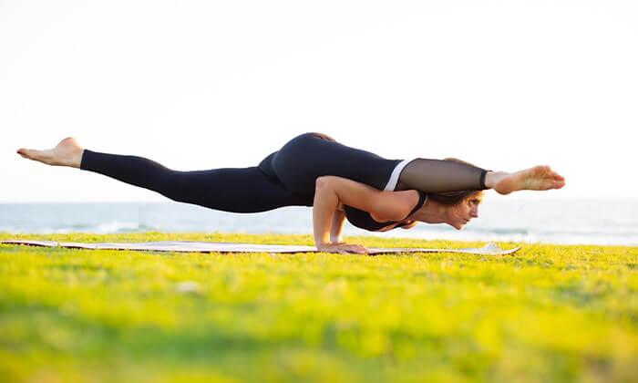 5 שיעור יוגה פרטי עם טל ארונס, תל אביב