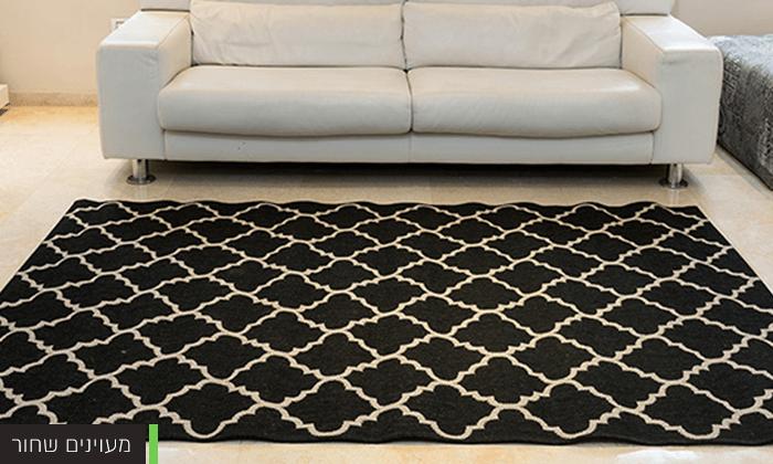 10 שטיח לסלון בעיצוב גיאומטרי - משלוח חינם !