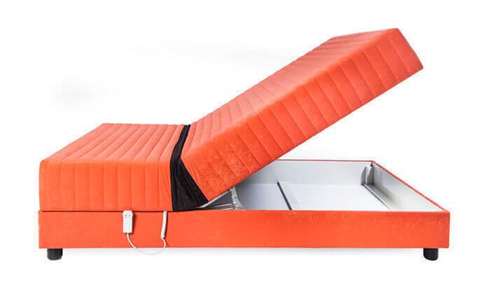 4 מיטות נוער חשמליות מתכווננות