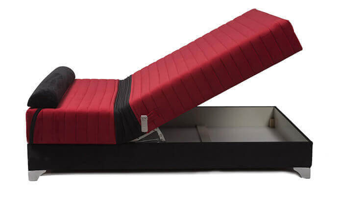 8 מיטות נוער חשמליות מתכווננות