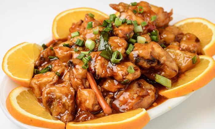 6 ארוחה סינית זוגית במסעדה הסינית אסיה, הרצליה פיתוח