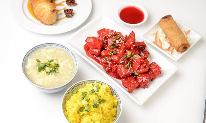 3 ארוחה סינית זוגית במסעדה הסינית אסיה, הרצליה פיתוח