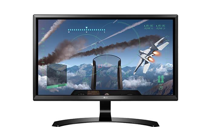 """2 מסך מחשב """"23.8 LG מיוחד לגיימינג"""