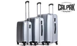 סט 3 מזוודות קשיחות CALPAK