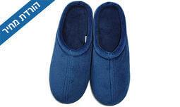 נעלי בית מחממות עשויות ויסקו