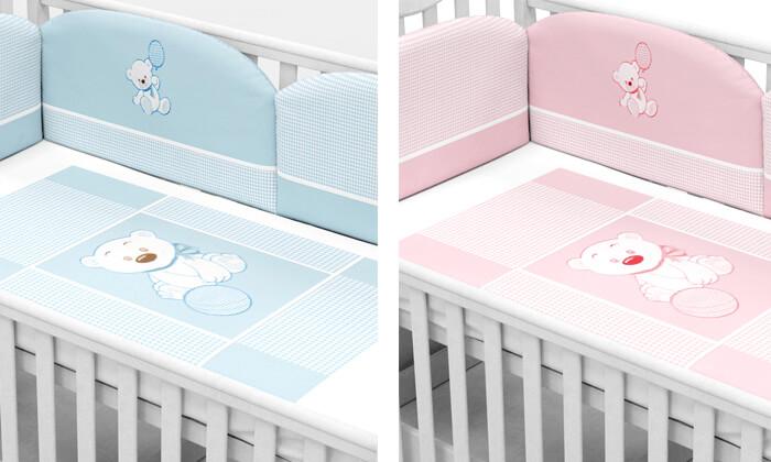6 ריהוט לחדר תינוקות 'משכל' - דגם קרמבו