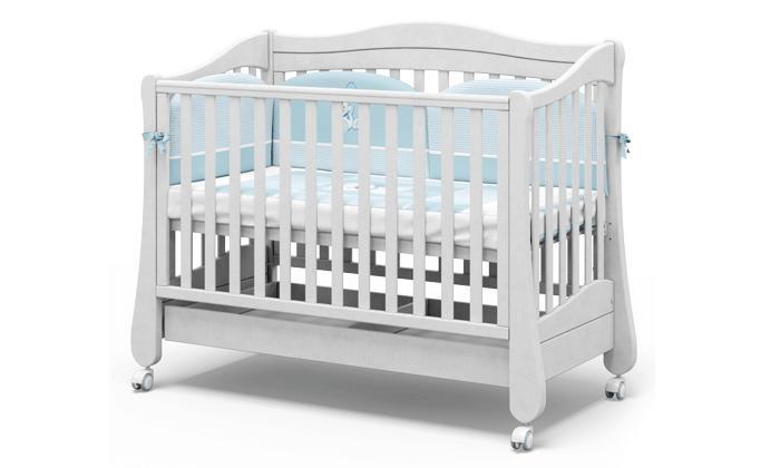 3 ריהוט לחדר תינוקות 'משכל' - דגם קצפת