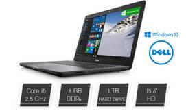 מחשב נייד ''Dell 15.6