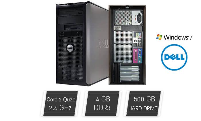 2 מחשב נייח DELL