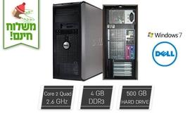 מחשב נייח DELL intel