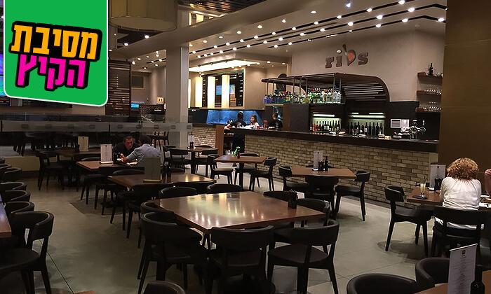 7 מסעדת הבשרים ריבס באשדוד