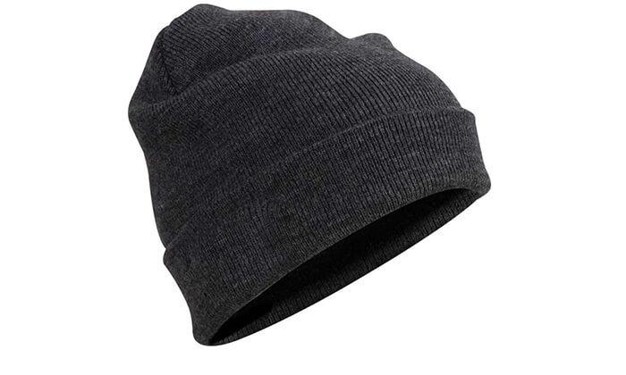 5 כובע צמר עם אוזניות ומיקרופון מובנים