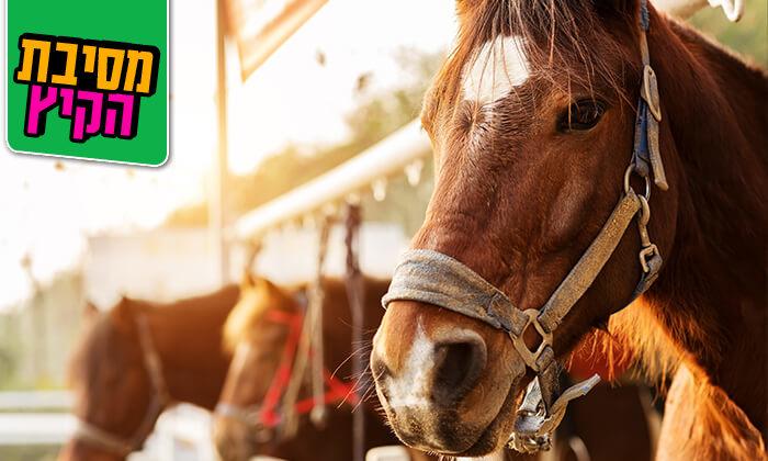 4 חוות גן עדן באר יעקב - טיולי סוסים