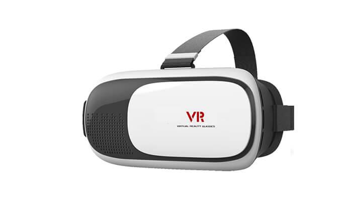 3 משקפי מציאות מדומה