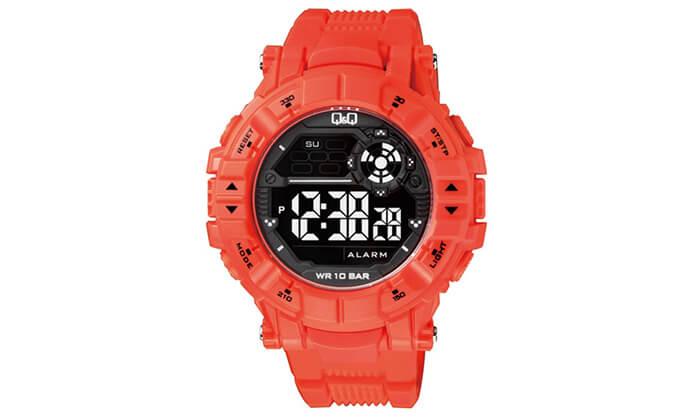 2 שעון יד דיגיטלי לגבר