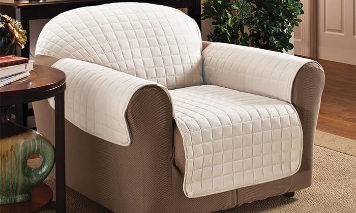 3 כיסוי לספת יחיד או לספה זוגית
