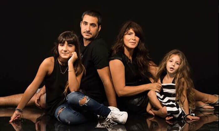 8 סשן צילומים משפחתי אצל הצלם ניר קידר, פתח תקווה