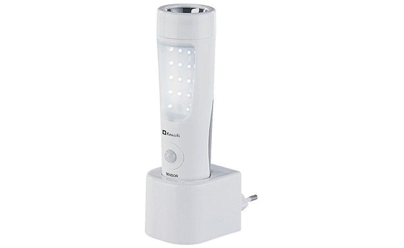 תאורת חירום עם חיישן
