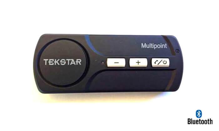 מעולה דיבורית Bluetooth ניידת לרכב   גרו (גרופון) BY-32