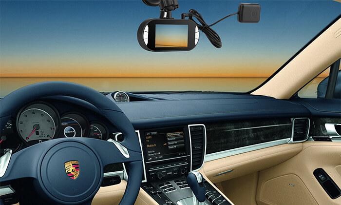 """4 מצלמת דרך לרכב """"2.7 ברשת מוטורולה"""