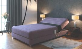 מיטה וחצי חשמלית אורטופדית