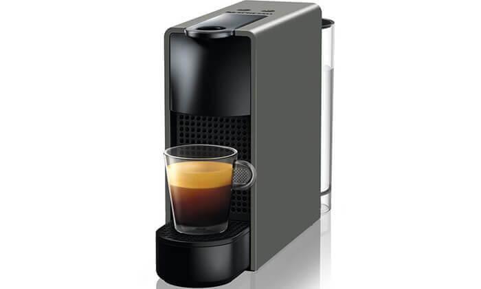 5 מכונת נספרסו Nespresso Essenza עם 20 קפסולות