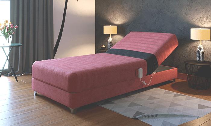 3 מיטה אורטופדית חשמלית