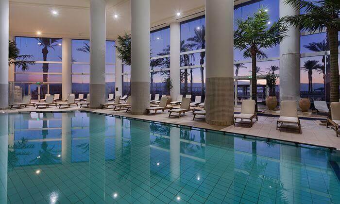 3 יום כיף זוגי במלון קראון פלזה, ים המלח