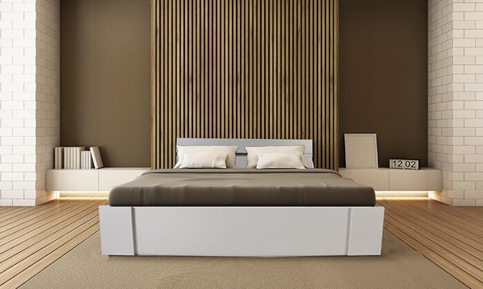 5 מיטה זוגית ומזרן תואם