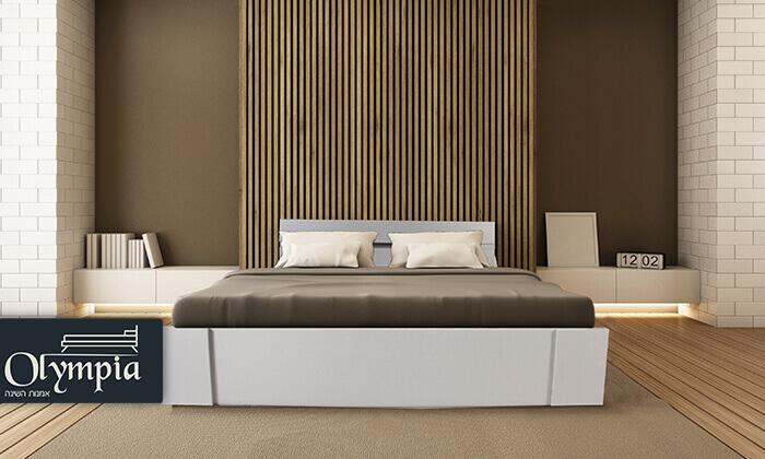 2 מיטה זוגית ומזרן תואם