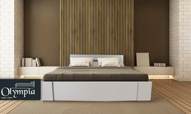 מיטה זוגית כולל מזרן אורתופדי