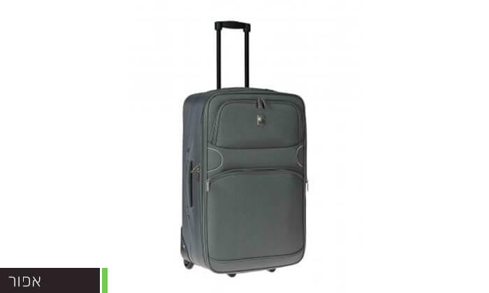 5 סט מזוודות בגדלים שונים