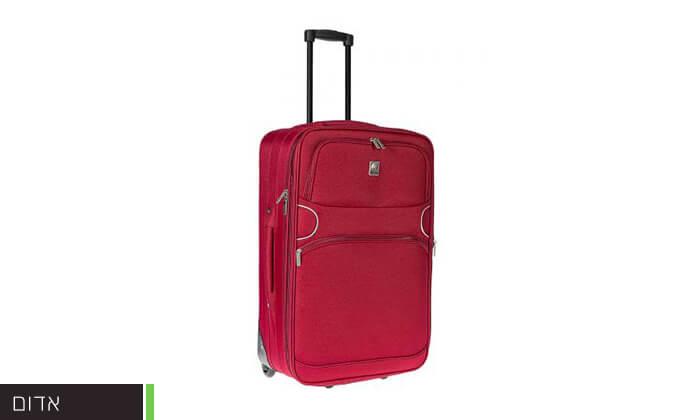6 סט מזוודות בגדלים שונים