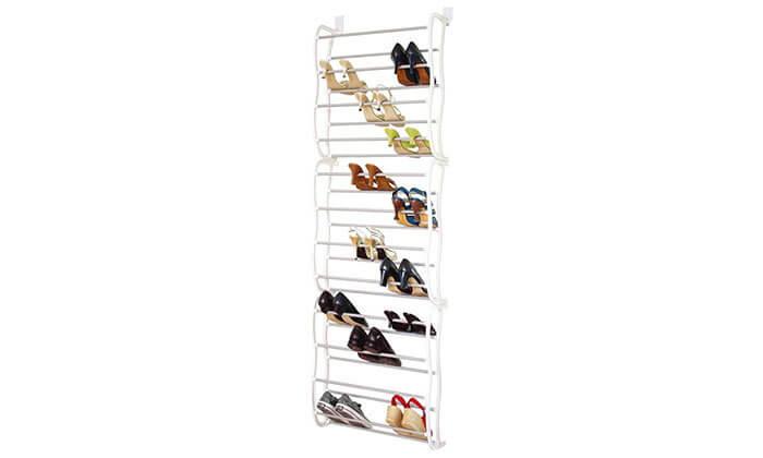 5 מעמד נעליים מודולרי