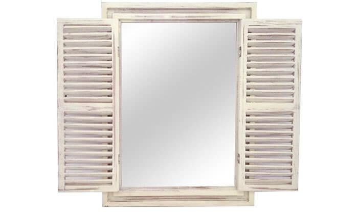 2 מראת חלון בצורת תריס